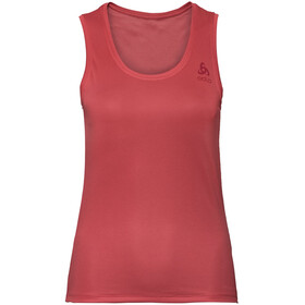 Odlo Active F-Dry L Top Crew Neck Singlet Dames, chrysanthemum